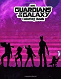Marvel Guardians of the Galaxy Coloring Book: 50+ High Quality Exclusive Illustration For All Ages. A Perfect Gift For Kids And Adults
