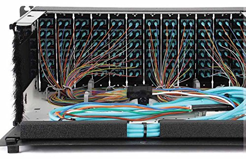 Corning CCH-04U Closet Connector Patch Panel Housing - Holds 12 CCH Connector Panels