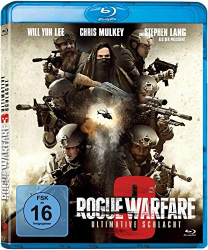 Rogue Warfare 3 - Ultimative Schlacht [Blu-ray]
