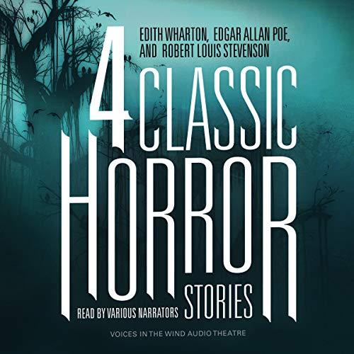 Page de couverture de Four Classic Horror Stories