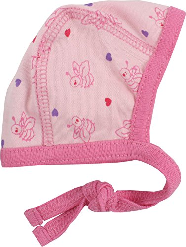 Fixoni bébé prématuré fille, bonnet Little Bee, rose, 3142702