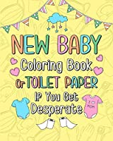 New Baby Coloring Book