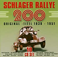 Schlager Ralley 200: 1938-1951