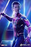 Los Vengadores: infinity WarSpidermanPster30cm x 43cm