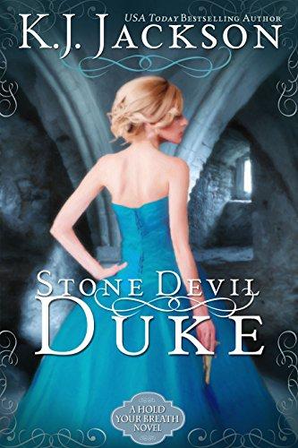 Stone Devil Duke: A Hold Your Breath Novel by [K.J. Jackson]