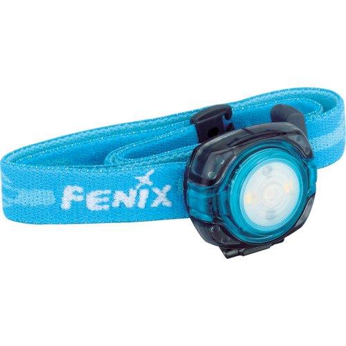fenix Hl05 Lampe Frontale 8 lumens (Vert)