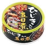 ホテイ ふる里 ひじき入り五目煮 EO缶75g