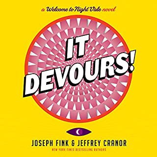 Page de couverture de It Devours!
