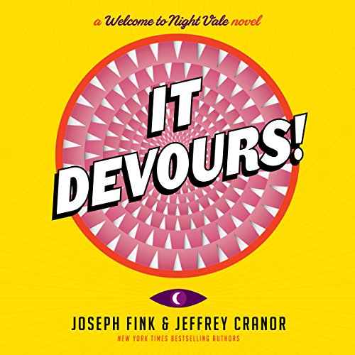 It Devours! cover art
