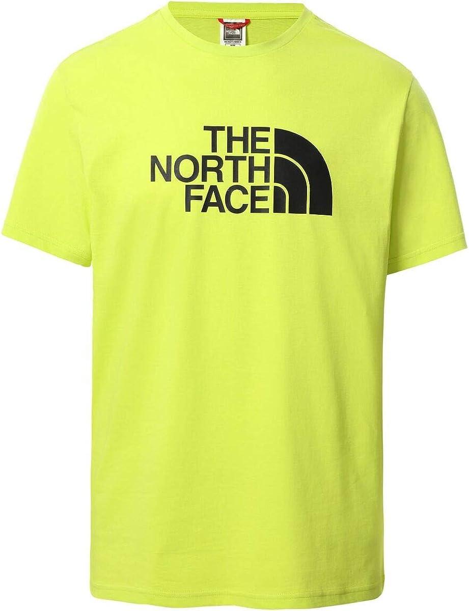The North Face Men's S/S Easy tee Camiseta Hombre