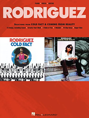 Rodriguez - Selections from Cold Fact & Coming from Reality (Songbook) (English Edition)