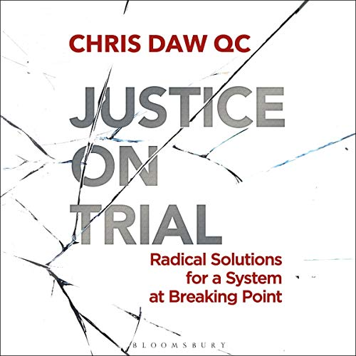 Justice on Trial cover art