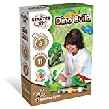 Science4you-Starter Kit Dino Build – Construye tu Dinosaurio, Juguete Científico y Educativo,...