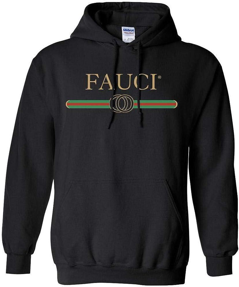 TeesAndTankYou Fauci Funny Parody El Paso Mall Max 48% OFF Hoodie Sweatshirt Unisex