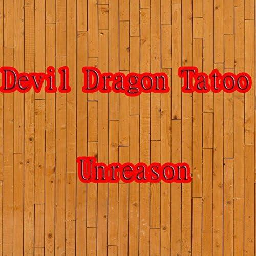 Devil Dragon Tatoo