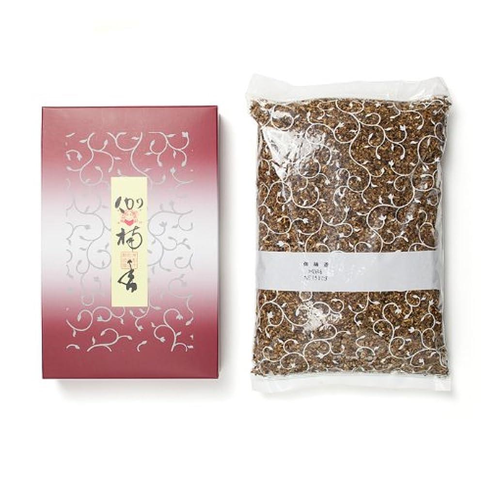 かかわらず概してゴシップ松栄堂のお焼香 伽楠香 500g詰 紙箱入 #410611