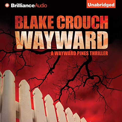 Wayward audiobook cover art