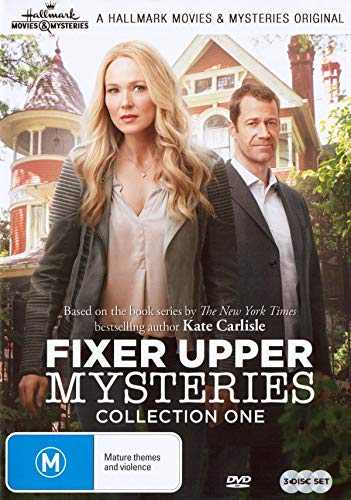 Fixer Upper Mysteries - Collection 1 [Au Import - English Audio only]