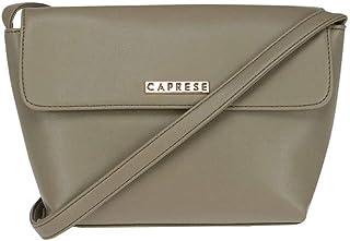 Caprese Women's Sling Bag (Light Leaf)