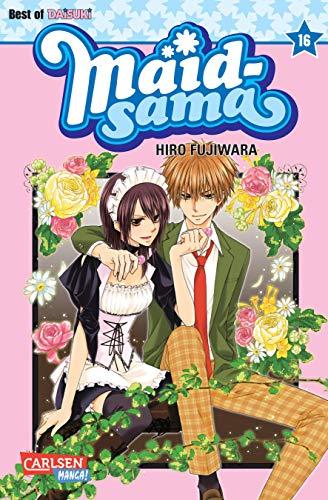 Maid-sama 16: Romantische Komödie über das geheime Doppelleben einer Schulsprecherin – Für Fans von mitreißenden Liebesgeschichten