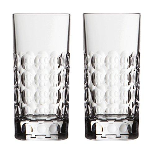 Coupe Bulles, cristal Mitigeur hiballs 36 cl 2 transparent
