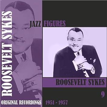 Jazz Figures / Roosevelt Sykes, (1951 - 1957), Volume 9