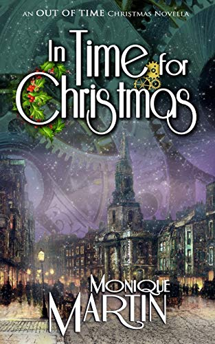 In Time for Christmas: An Out of Time Christmas Novella (Out of Time Christmas Novellas)