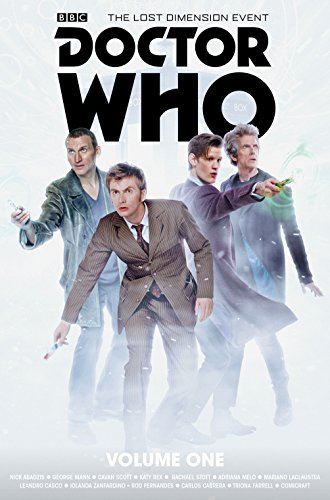Doctor Who: The Lost Dimension Book One