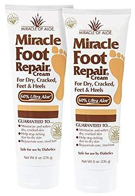 2-Pack Miracle Foot Repair