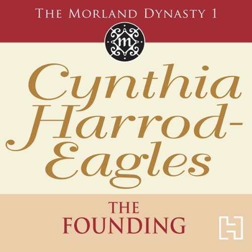 Dynasty 1: The Founding audiobook cover art