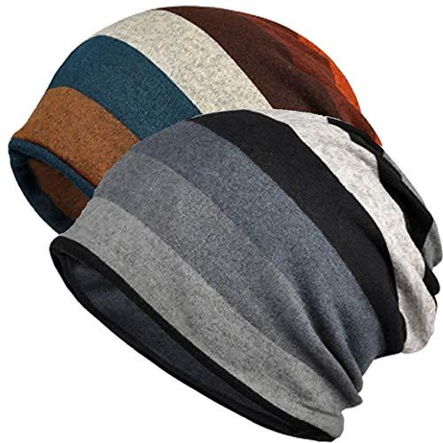 Paladoo Chemo Caps Krebs Kopfbedeckung Infinity Schal für Frauen - - Einheitsgröße