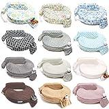 授乳クッション 「日本をはじめ世界700以上の病院で愛用されている授乳クッション」 マイブレストフレンド 日本正規品 1年保証 (サンシャインポピー)