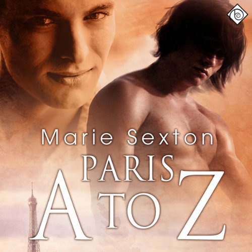 Paris A to Z audiobook cover art