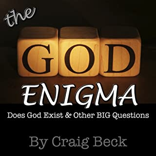 The God Enigma audiobook cover art