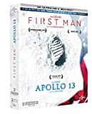 First Man + Apollo 13 [4K Ultra HD + Blu-Ray]