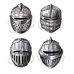 Knight Masks Party Accessory