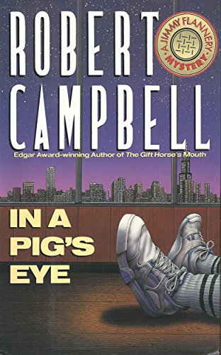 In A Pig's Eye (Jimmy Flannery Mysteries Book 8)