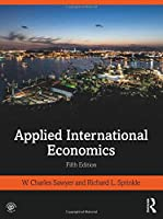 Applied International Economics, 5th Edition Front Cover