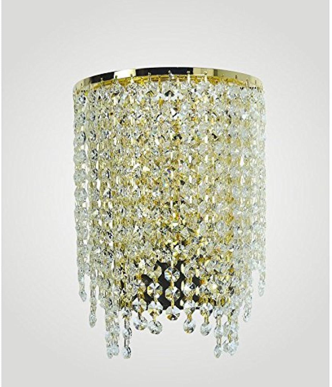 Kristall Wandleuchte 2x40W E14 GRETA MBR1526 2 FG Italux