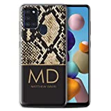 Personalised Samsung Galaxy A21s 2020 Case Gel Cover,