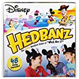 HedBanz Disney, Guessing Game Featuring Disney Characters, for Kids and Adults, Ages 7 and Up (Edition May...