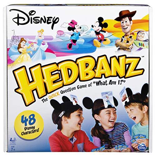 Hedbanz Disney Edition