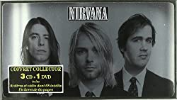 Nirvana - With The Lights Out (Coffret Collector 3 CD + 1 DVD et livret 60 pages)
