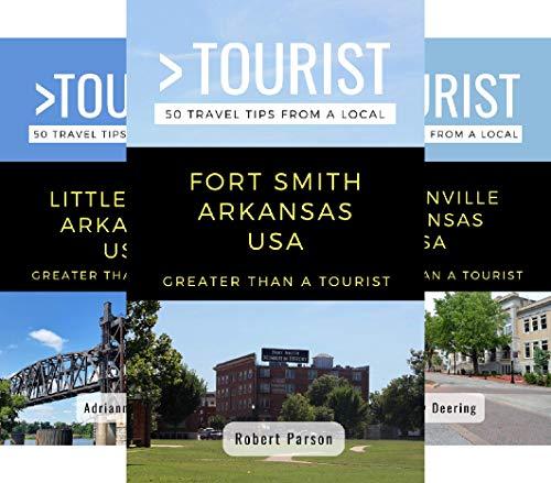 Greater Than a Tourist Arkansas (3 Book Series)