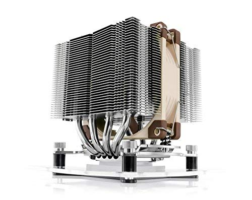 Noctua NH-D9L, Premium CPU Kühler mit NF-A9 92mm Lüfter (Braun)