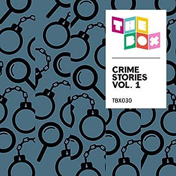 Crime Stories, Vol. 1
