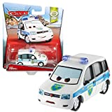 Enchanting die-cast assortment gives kids the chance to reconnect with their favorite Disney/Pixar Cars characters No.4 and 5 of 15 the 95 Pit Crew Collection Vehicles are 1:55 scale die-cast From grilles to wheels, these little vehicles are authenti...