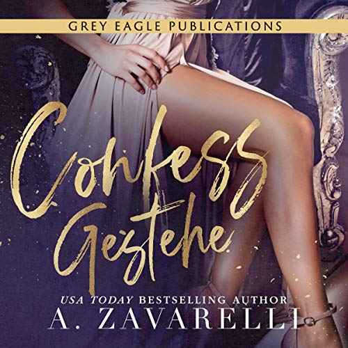 Confess - Gestehe [Confess - Confess] cover art