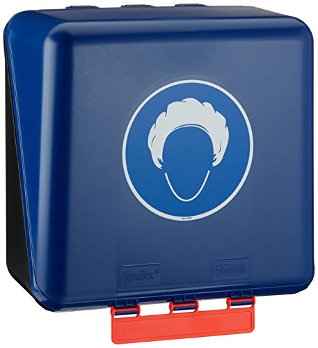 2 Neolab 6064 - Caja de almacenamiento para capó de cabello