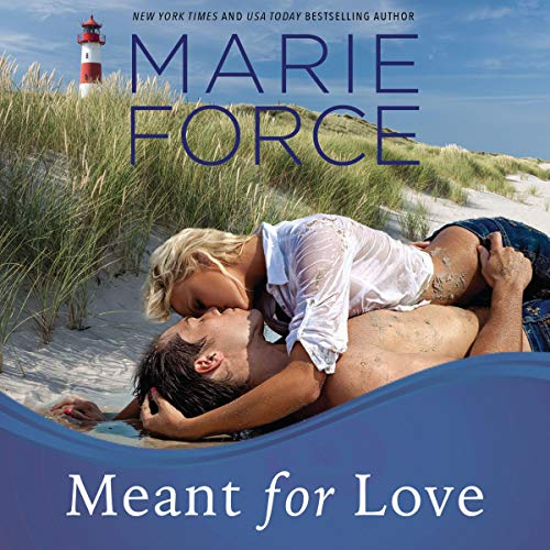 Meant for Love audiobook cover art
